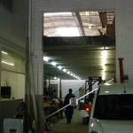Muntatge final de sostre prefabricat