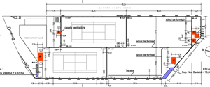 Obra Civil per adequació de l'edifici i legalització de l'activitat