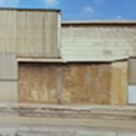 Hangar 1 y 2 - Exterior vias